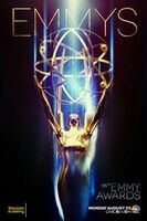 66th Primetime Emmy Awards Poster