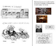 Google Mundaneum co-founder Paul Otlet's 147th Birthday (Storyboards)