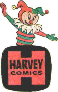 Harveycomics60s
