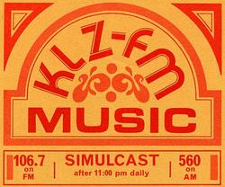 KLZ Denver 1970