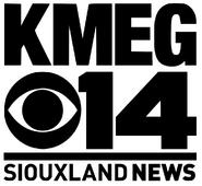 KMEG 14 Siouxland News Logo 2015