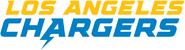 Los Angeles Chargers wordmark