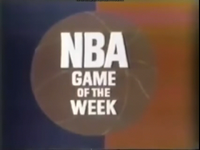 NBA on ABC 1970 1971