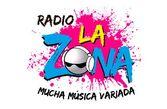 Radio La Zona (Logo y slogan)