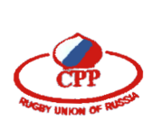 Russia rugby 1991 logo
