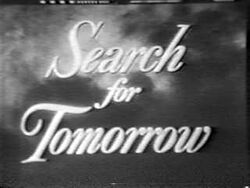 Search for Tomorrow 1951