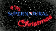 Supernatural - A Very Supernatural Christmas