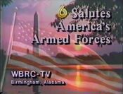 WBRC-TV Channel 6 Salutes America's Armed Forces