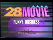 WFTS 28 Movie Intro 1991
