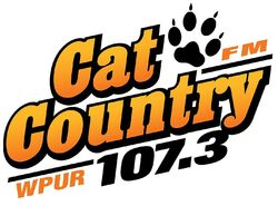 WPUR Cat Country 107.3