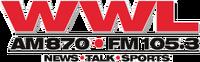 WWL AM 870 105.3 FM