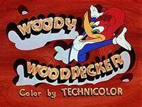 Woody woodpecker logo