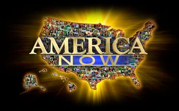 America Now title card