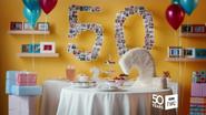 BBC Two 50 Tea Party sting