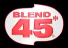 Blend 45 logo