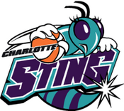 Charlotte Sting logo (1997-2003)