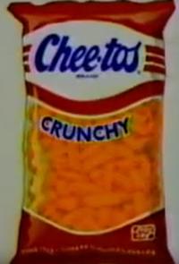 Cheetos 1981 1995
