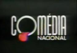 Comédia Nacional logo 1970s