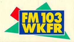 FM 103 WKFR