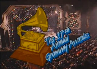 Grammys 27th