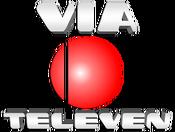 Logo de televen - via televen 1992-1993 con sombra
