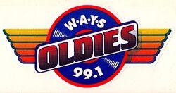 WAYS Oldies 99.1