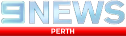 9News Perth Logo 2008-2009
