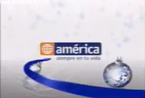 America TV (ID Christmas 2009)