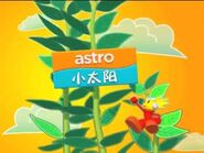 Astro XTY Channel Bumper 2007
