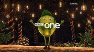 BBC One Christmas 2015 Celebraties ident