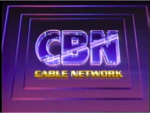 CBN Cable Network 1986
