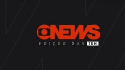 Jornal GloboNews - Edição das 18h 2017