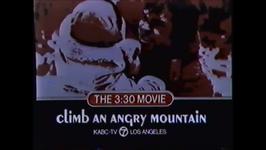 KABC 3 30 Movie Climb An Angry Mountain Promo Slide 1976