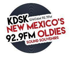 KDSK 1240 AM 92.7 92.9 FM