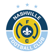 Nashville FC logo (three blue stars)
