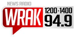 NewsRadio 1200 1400 AM 94.9 FM WRAK