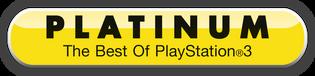 PS3 Platinum
