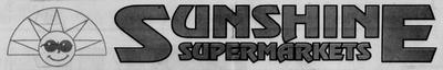 Sunshine Food Stores - 1994 -November 9, 1994-