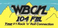 WBCN Boston 1986