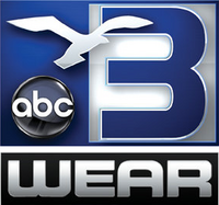 WEAR-TV Logo
