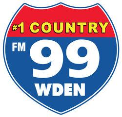 99.1 FM 99 WDEN