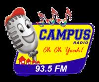 Campus Radio 93.5 Iloilo Logo 2007