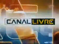 Canal Livre 2006