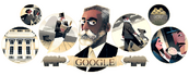 Google Machado de Assis' 178th Birthday