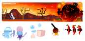 Google Wilbur Scoville's 151st Birthday (Storyboard)