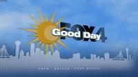 KDFW Fox 4 News Good Day open - 2013