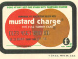 Mustard Charge