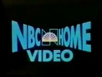 NBC Home Video logo 1981