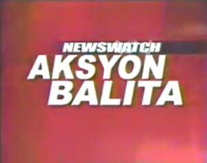 NewsWatchAksyonBalita2007