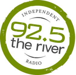 The River 92.5 FM logo